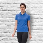 Womens Classic Quoz Polo