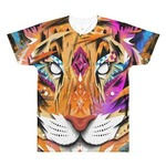 Women's Dye Sublimated Sport T-shirt (All over printing)