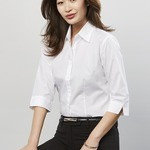 Biz Collection Ladies Base 3/4 Sleeve Shirt