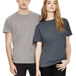Unisex Living Wage / Fair Share Organic Cotton Tee