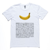 Classic Banana T-Shirt MEN