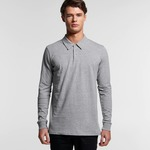 AS Colour Chad Long Sleeve Polo