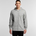 AS Colour Fleck Zip Hood