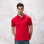 Mens Quoz Cooldry Prize Polo