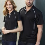 Mens Cyber Cooldry Polo