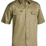 Bisley BS1433 Cotton Drill Shirt