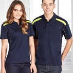 Mens United Cooldry Polo