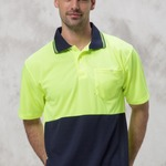 Quoz P-F06 High-Vis Cooldry Polo